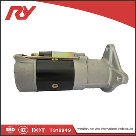 China Silver Color Engine Starter Motor Electro Magnetic - Operated Control System distributor