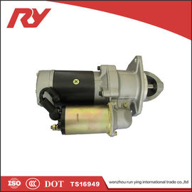 China ISO9001 TS16949 Nikko Starter Motor Hs Code 8511409900 Copper Material distributor