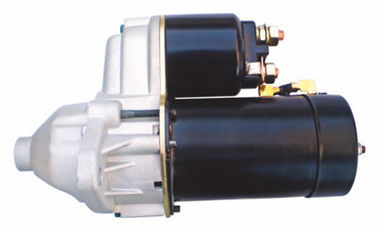 China Sliding Armature Car Engine Starter Motor , TS16949 High Torque Starter Motor  distributor